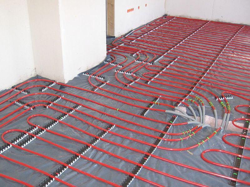 Come funziona il riscaldamento a pavimento con l'energia rinnovabile