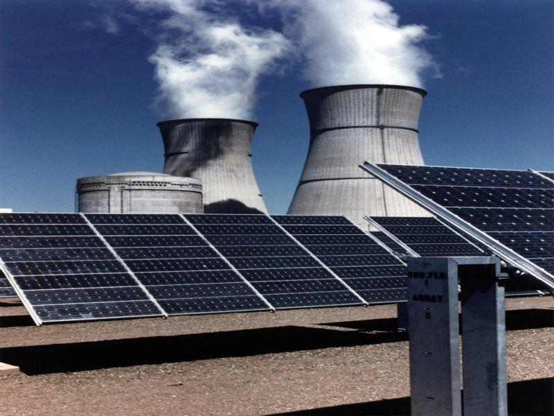 impianto solare termodinamico